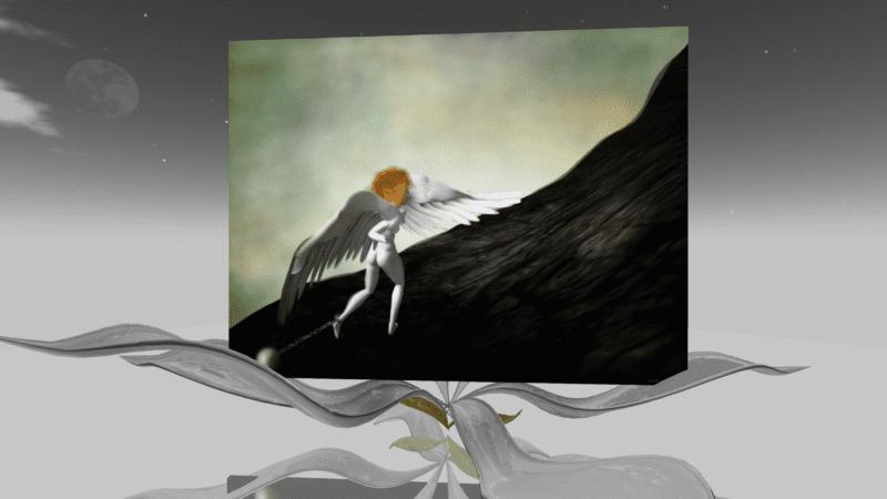 """Lilium"" at Daphne Arts in Second Life®"