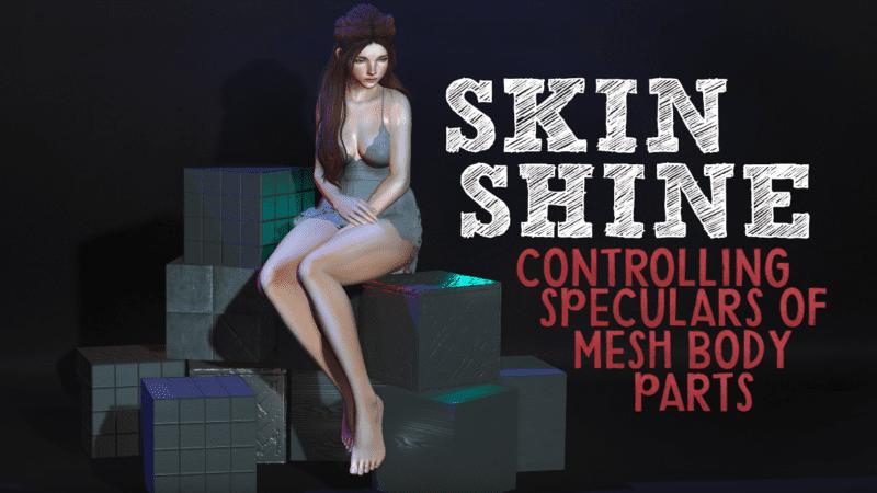 SL Photography Quick Tips // Skin Shine
