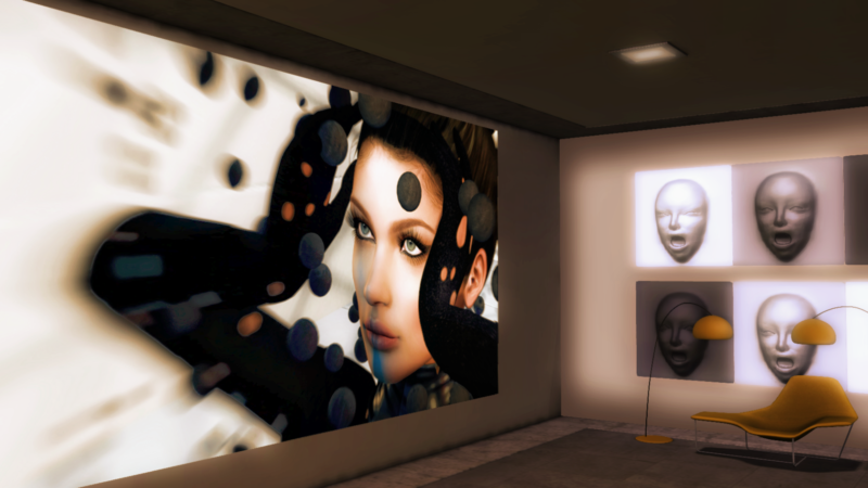 Second Life® Photographers at the DiXmiX Art Gallery