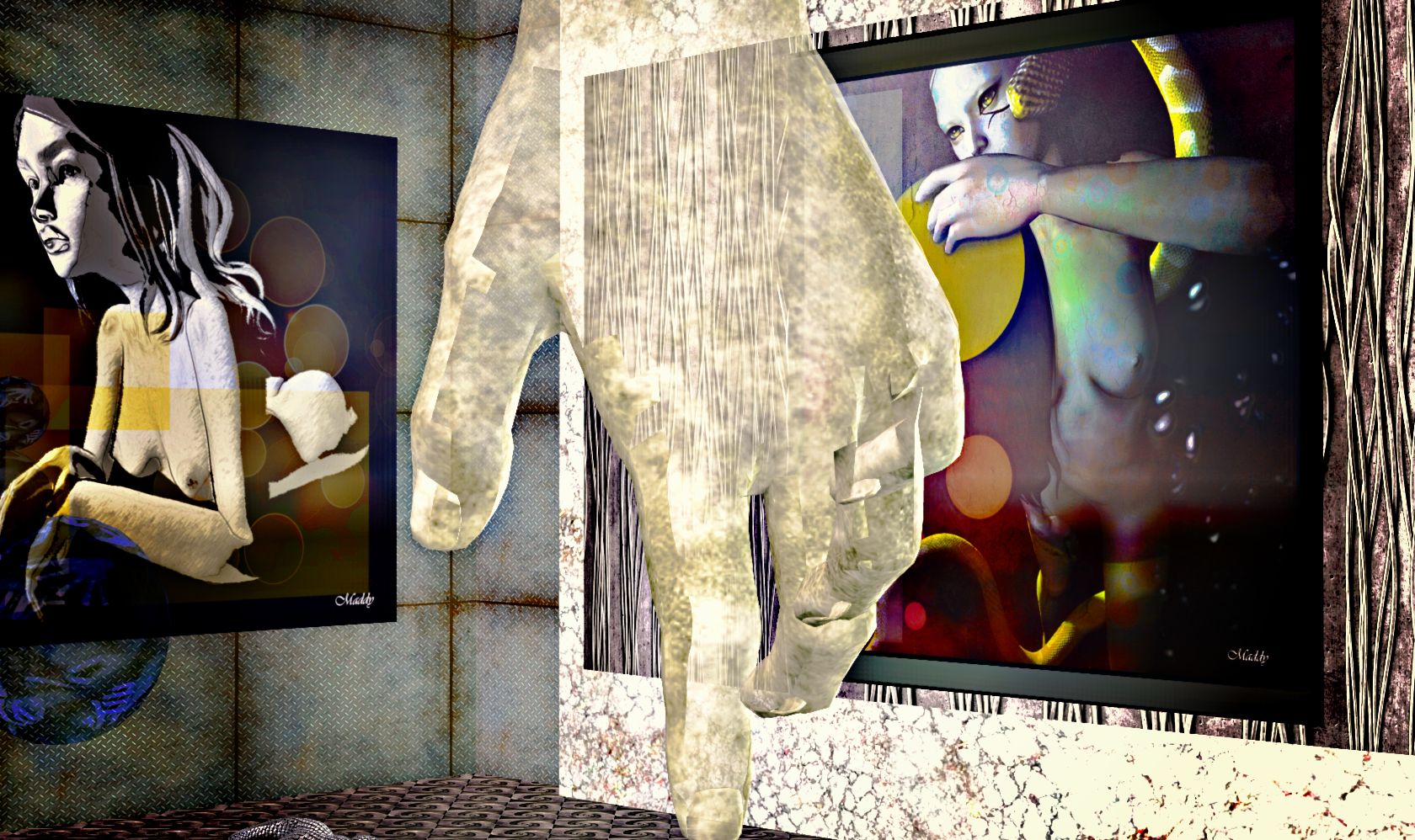 """Dreamer's Feelings"" in Second Life®"