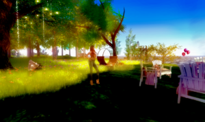 """""""Cake"""" in Second Life®"""