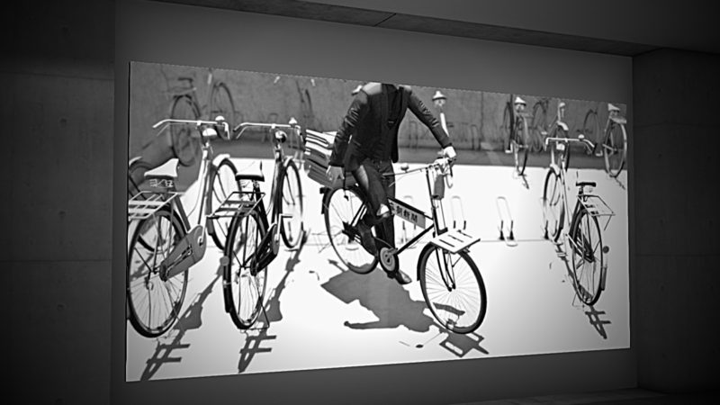 When art meets the bicycle: BICYCLE EXHIBITION @ DiXmiX Gallery