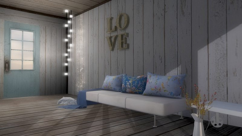 Decor #1: Passion and realism for my new home
