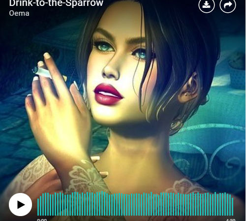 "Royalty Free music: ""Drink To The Sparrow"" (free download for your projects)"