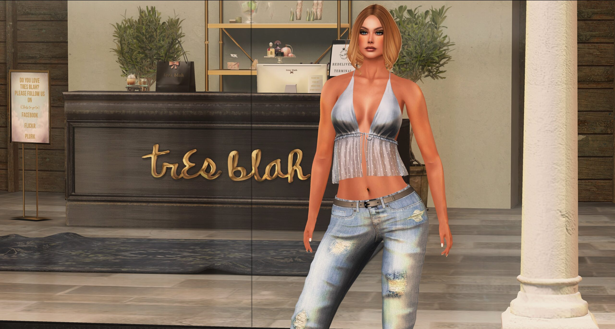 SL 16B Second Life Birthday - Oema's Style