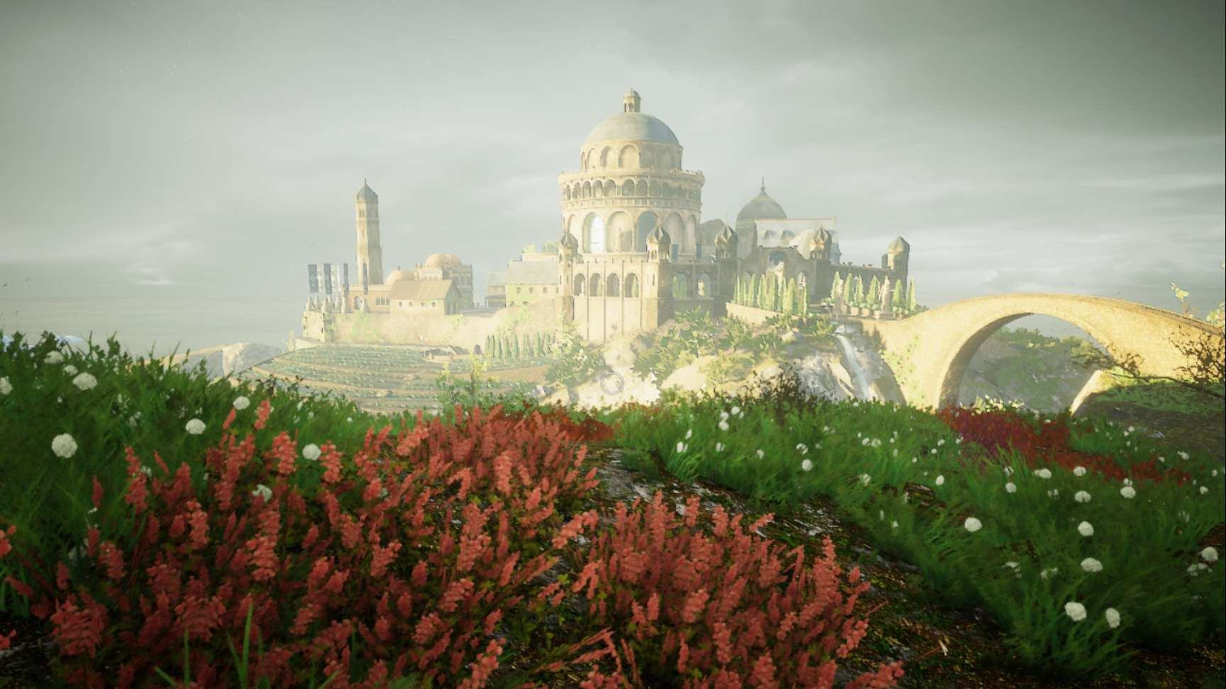 Eastshade: a first-person, open-world exploration game