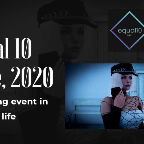 equal10 – june round