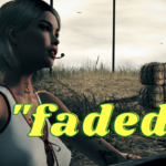 """Faded""(Machinima in Second Life)"