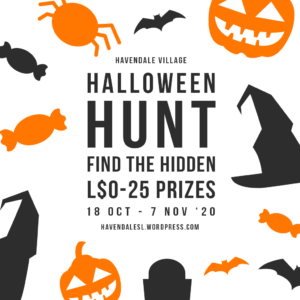 Havendale Village Halloween Hunt