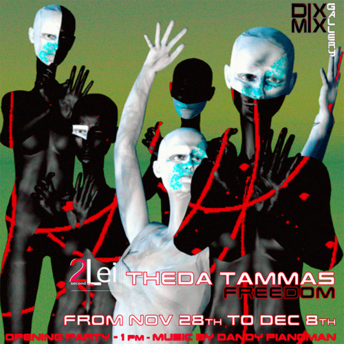 """FREEDOM"" BY THEDA TAMMAS"