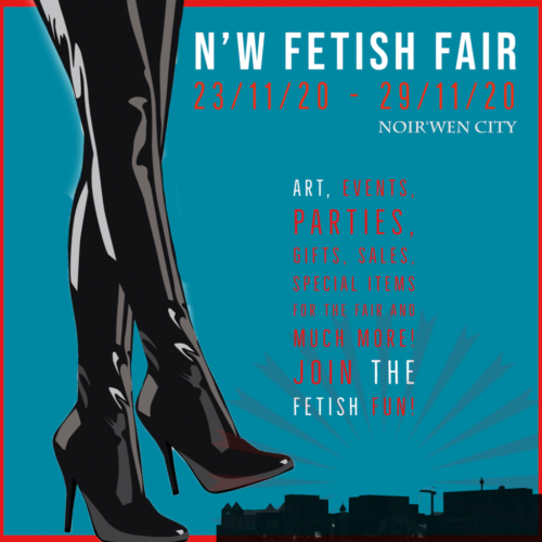 Noir'Wen FETISH FAIR