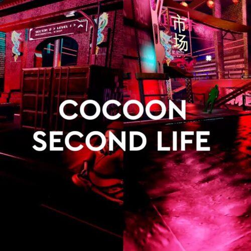 Second Life Destinations 2020: Cocoon