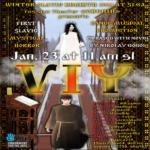 "Winter Slavic Rebirth 2021 Theater performance ""VIY"""