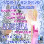 "Winter Slavic Rebirth 2021Marichka ""Folk song – the soul of the people"""