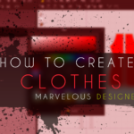 How to create Clothes for Second Life: MARVELOUS DESIGNER (part 1)