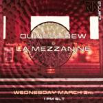 "Oliver Loew at ""La Mezzanine"" Dixmx Gallery"