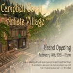 Campbell Coast opens Artists Village