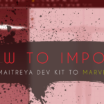 How to Create Clothes for Second Life: import MAITREYA DEV KIT to MARVELOUS DESIGNER (part. 2)