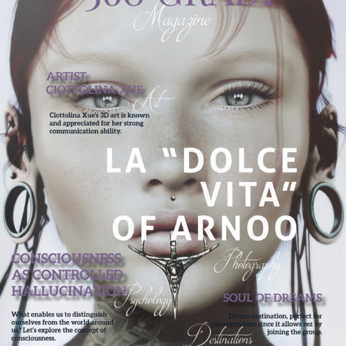 360 GRADI Magazine March-April Issue is Out!