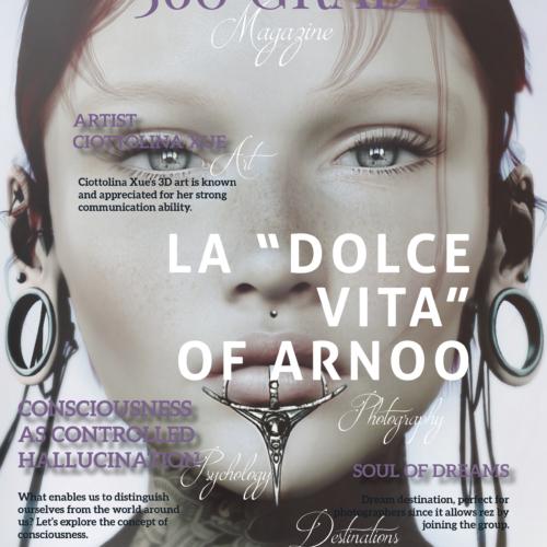 360 GRADI Magazine March-April 2021 Issue Preview