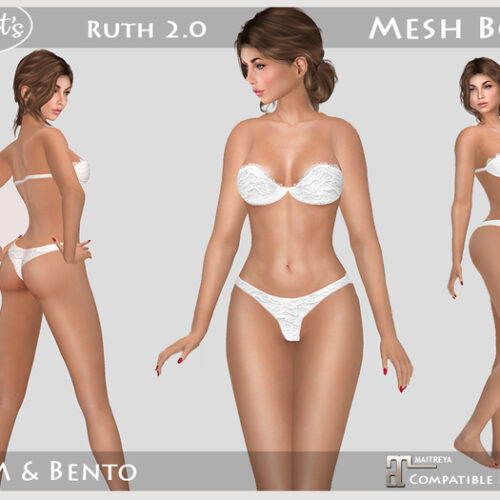 (Almost) free BoM Bento mesh body (1L$)