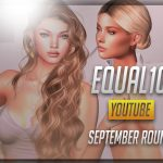 Equal10 – September 2020 Round – Shopping Event in Second Life