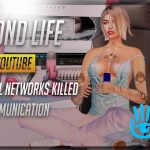 How Social Media Killed Communication: Second Life mentioned in this Italian Book