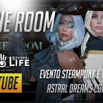 Second Life|Engine Room Steampunk shopping event & Astral Dreams