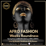 Afro Fashion Weeks Roundness