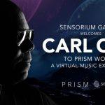 See the Creation of a Virtual Carl Cox for Sensorium Galaxy – VRFocus