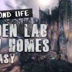 LINDEN NEW FANTASY HOMES + SL18B – Second Life