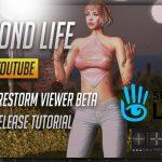 The NEW Firestorm Viewer BETA EEP release Tutorial