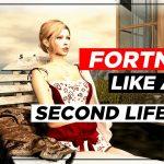 Fortnite vuole diventare una Second Life 2.0?