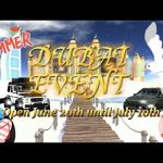 SECOND LIFE – DUBAI EVENT PLUS GIFTS