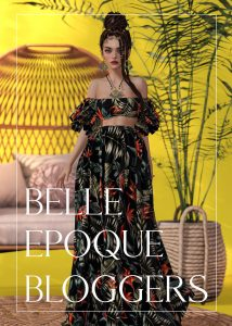 Second Life Bloggers Search: BELLE EPOQUE