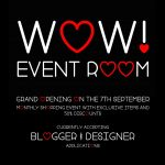 Bloggers Wanted: Wow Event