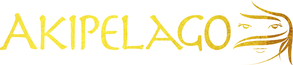 This image has an empty alt attribute; its file name is Akipelago-Font-Logo-Gold-1024x230.png
