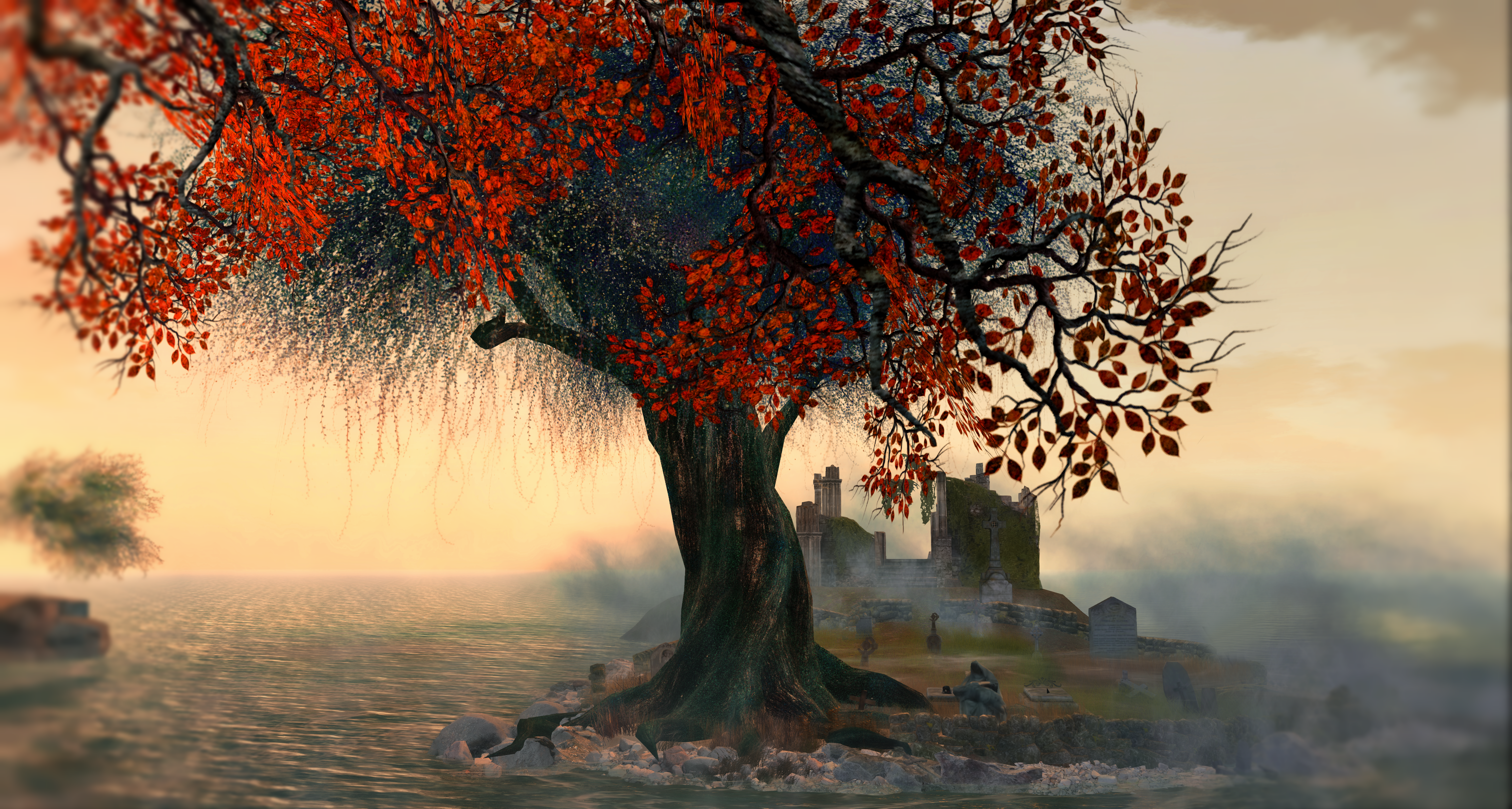 Second Life Destinations: Auld Lang Syne ~ VIRTUALITY
