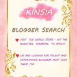 Second Life Bloggers Wanted: Kinsia