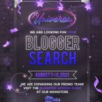 Second Life Bloggers Wanted: Universa