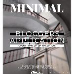 Bloggers wanted: MINIMAL