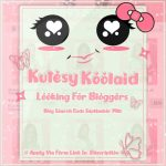Second Life Bloggers Wanted: Kutesy Koolai