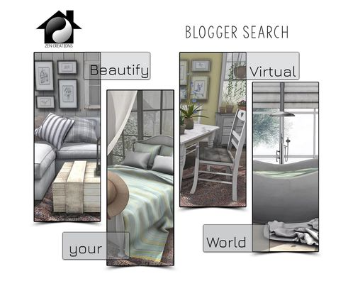 Second Life Bloggers Wanted: Zen Creations