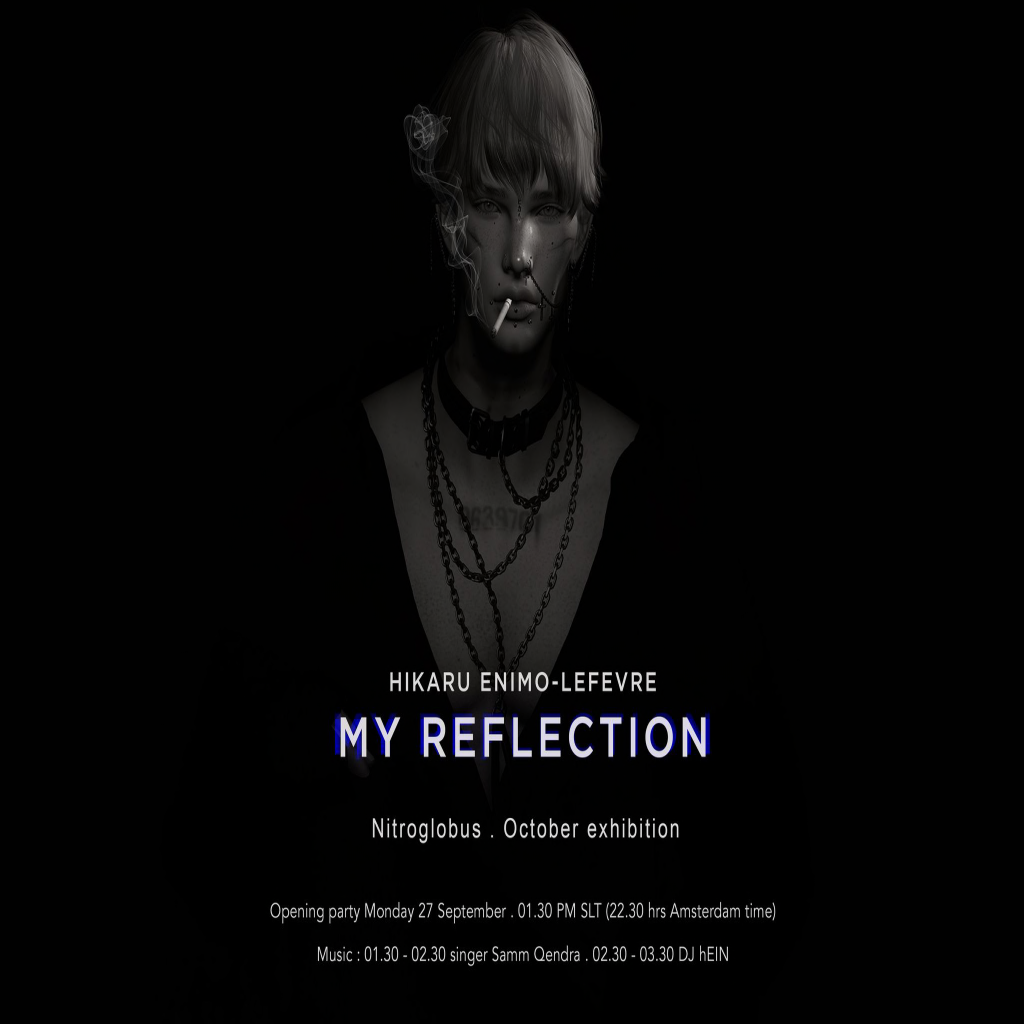 """Opening party October 2021 exhibition 'My Reflection"""""""
