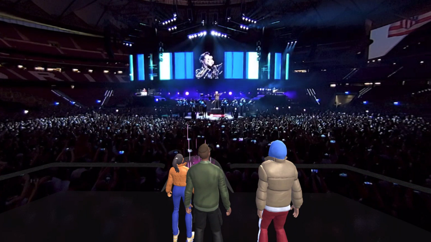New Social VR Platform Debuts With an Immersive Muse Concert You Can Watch with Friends