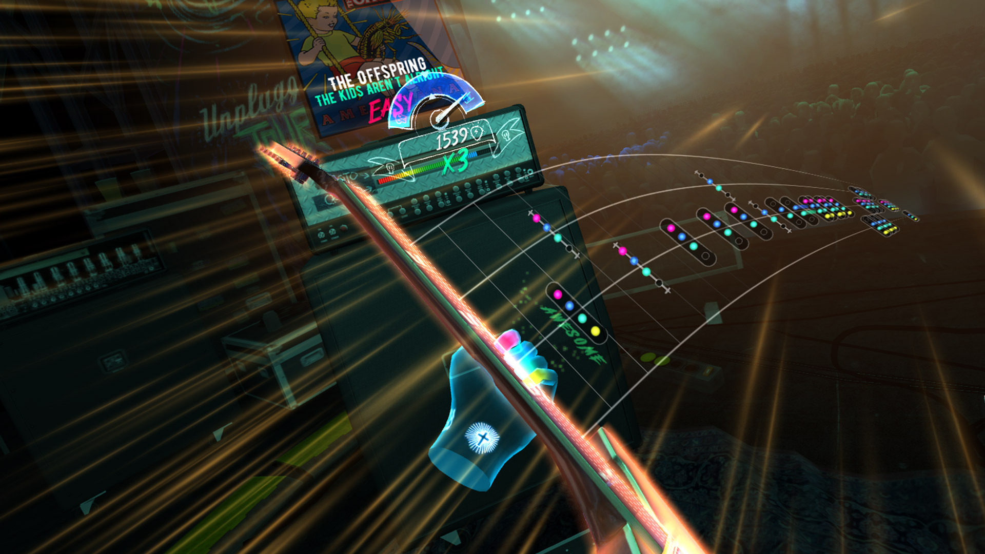 'Unplugged' Review – Rock Star Ambitions Stifled by Quest's Hand-tracking