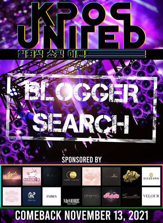 Second Life Bloggers/Vloggers Wanted: KPop United Event