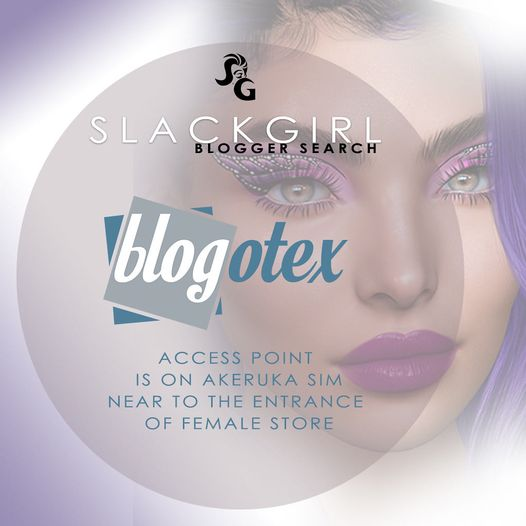 Second Life Bloggers Wanted: SlackGirl